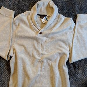 Tasso Elba Sweater - Men's XL NEW